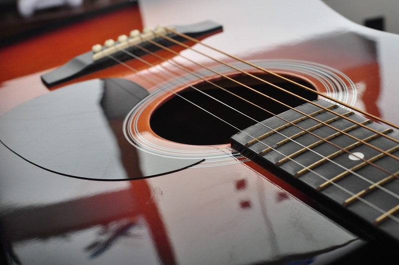 Acoustic guitar chords - Free Image on 4 Free Photos
