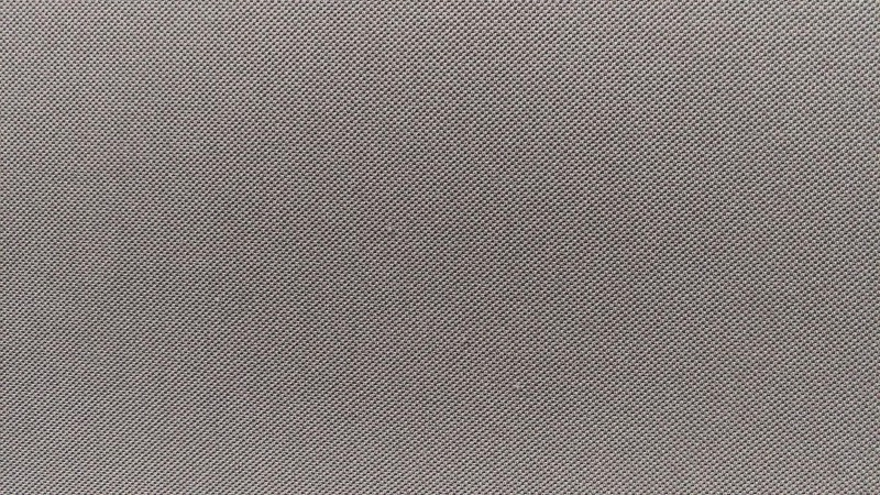 Grey textile surface