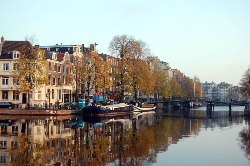 Amsterdam at day
