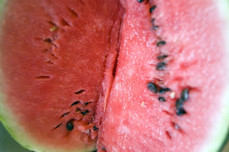 Watermelon interior