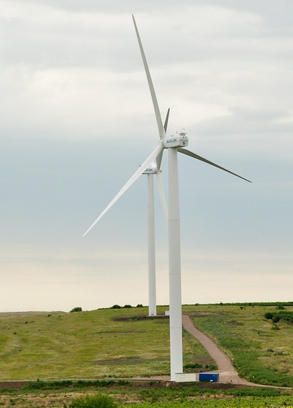 Opsing wind turbines