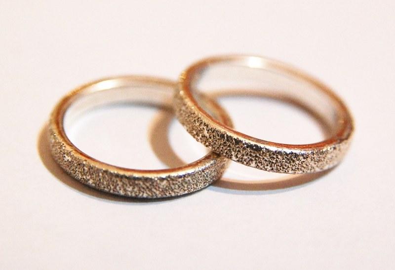 Silver wedding rings Free Image on 4 Free Photos