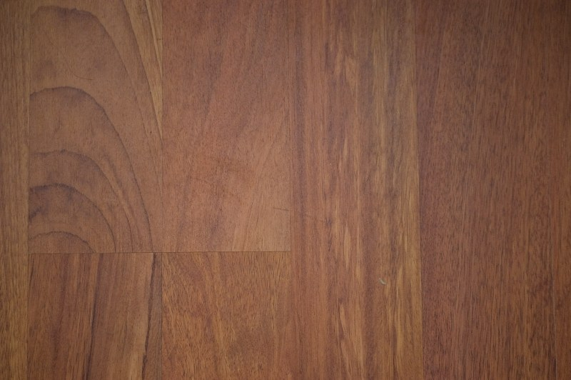 Brown wood floor tile