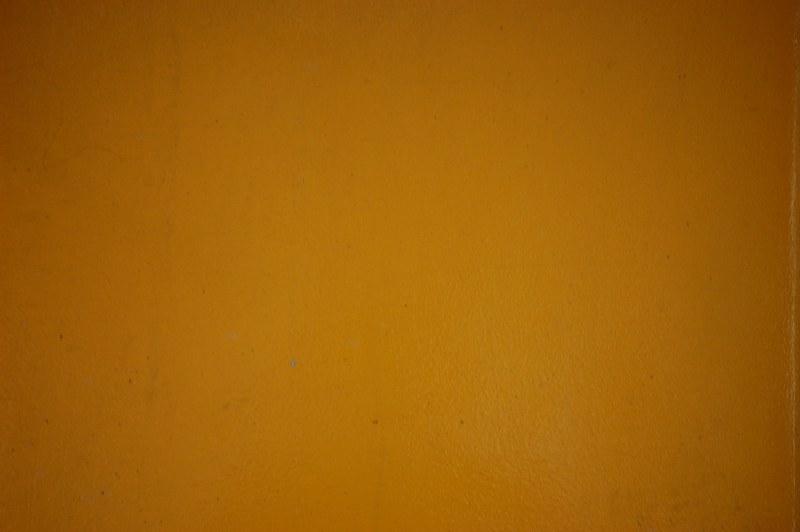 Yellow painted metal sheet Yellow painted metal sheet