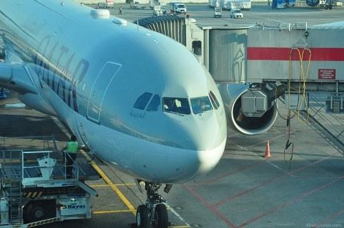 Aircraft airport