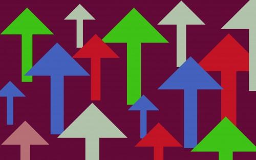 Arrows data flow