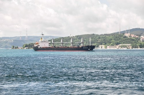 Lastfartyg Bosphorus