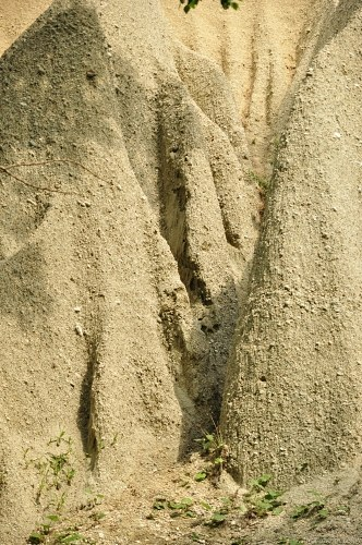 Gravel dune