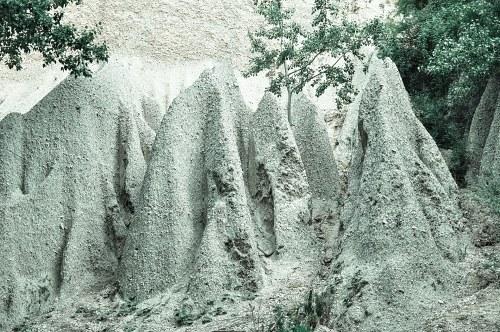 Gravel formation