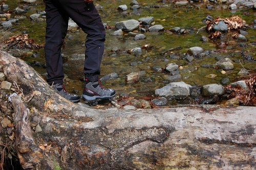 Hiker river