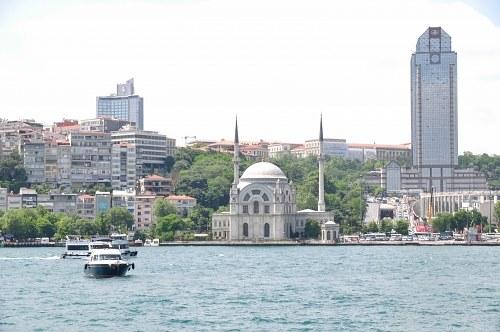 Istanbul city buildings
