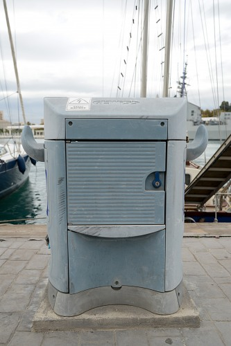 Marina power unit