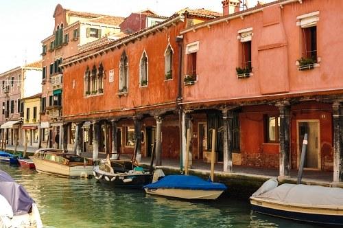 Murano streets