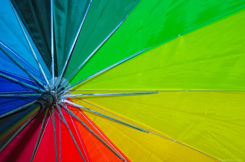 Umbrella colors