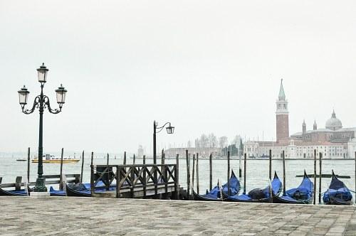 Venezian lagoon