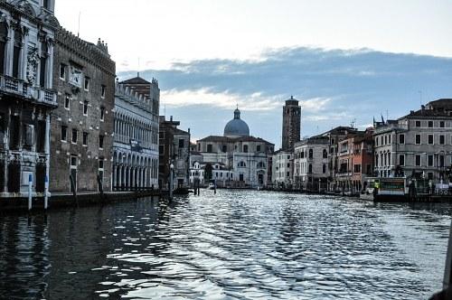 Venice Grand Canale