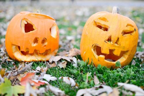 funny halloween lanterns