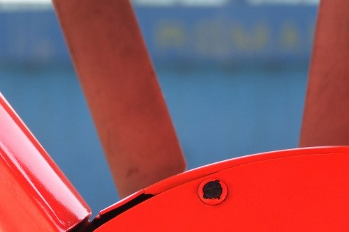 Free photos: Closeup of tail rotor blades