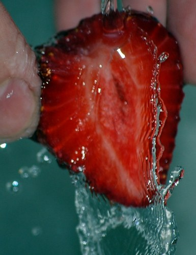 Free photos: Acqua e fragola