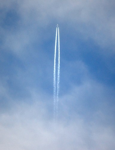 Free photos: Aviation contrail