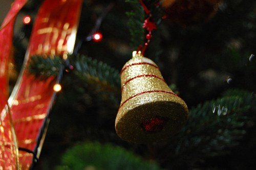 Free photos: Bell Christmas decoration