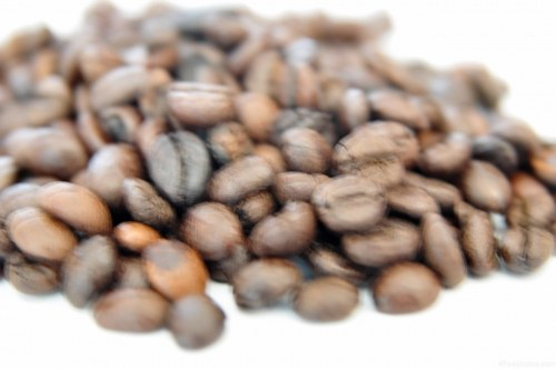 Free photos: Blurred coffee beans