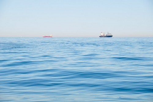 Free photos: Boats at horizon