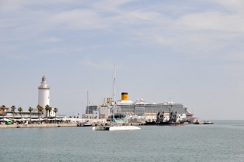 Free photos: Busy resort port