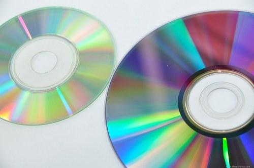CD and pocket CD