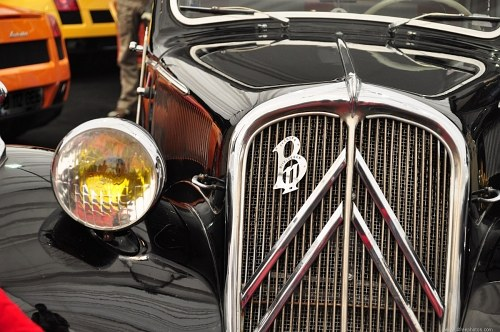 Free photos: Classic car grille