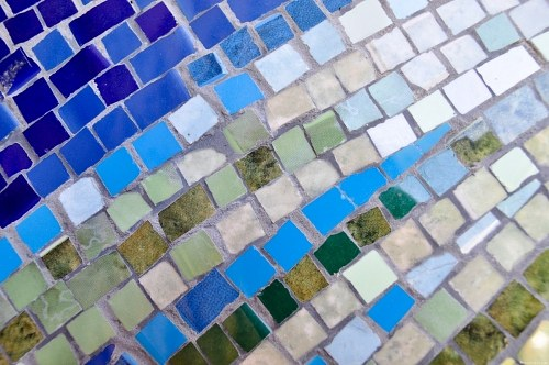 Free photos: Colorful marble mosaic
