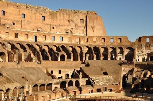 Colosseum arena interior
