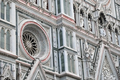 Firenze cathedral sculptures