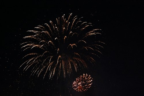 Free photos: Fuegos artificiales