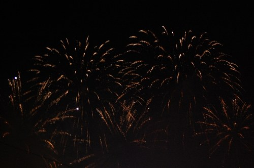 Free photos: Espectáculo de fuegos artificiales