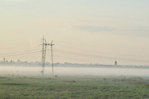 Free photos: Fog on fields
