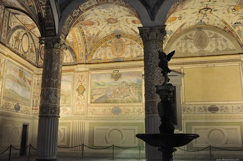Fountain in Firenze