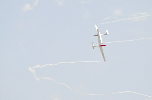 Gliders tandem  show