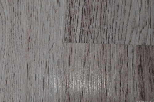 Gray wood floor tile