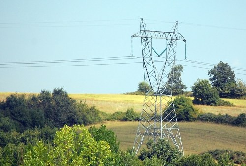 Free photos: Highh tension lines