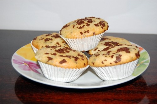 Free photos: Muffins su un piatto