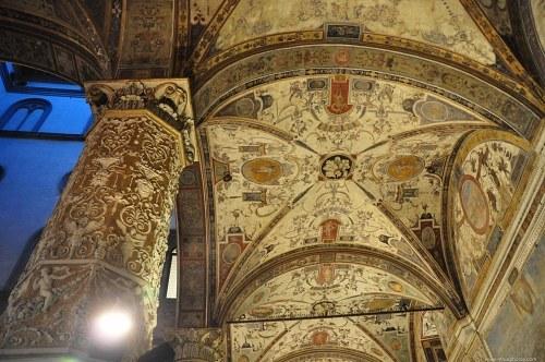 Pallazo vechio interior