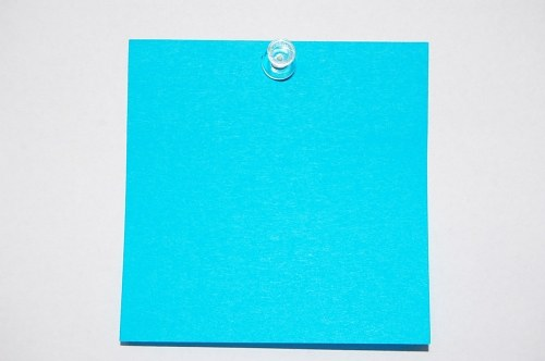 Free photos: Post-it sur fond blanc
