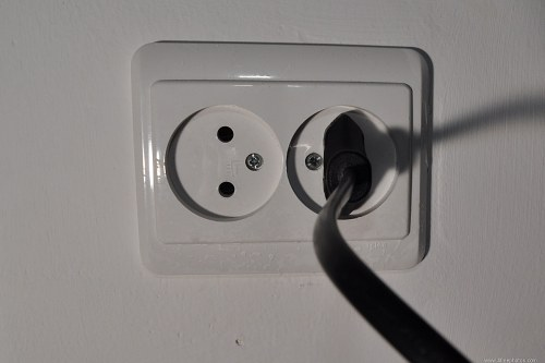 Free photos: Power cable in socket