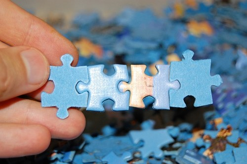 Free photos: Puzzle catena