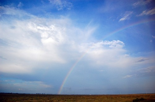 Free photos: Rainbow sur une plaine