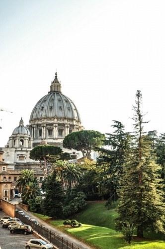 Rome Vatican basilica