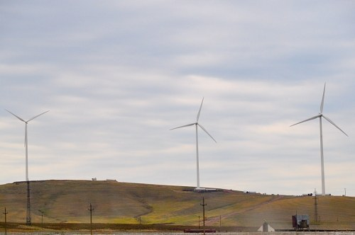 Free photos: Triple wind power