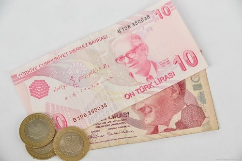 Turkisk lira
