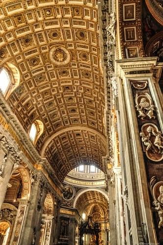Vatican cathedral interior